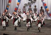 Образцовый коллектив хореографический ансамбль «Солнышко»