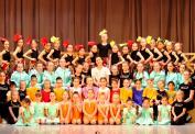 Образцовый коллектив студия современного танца «Гротеск»