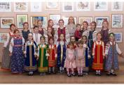 """Образцовый коллектив """"Вокальная студия «Время»"""