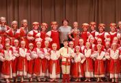Образцовый коллектив «Ансамбль народного танца «Рассвет»