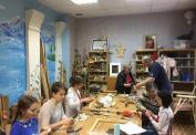 Творческая мастерская «Резьба по дереву»